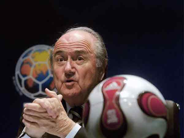 Йозеф Блаттер - исполняющий обязанности президента Международной федерации футбольных ассоциаций (ФИФА)
