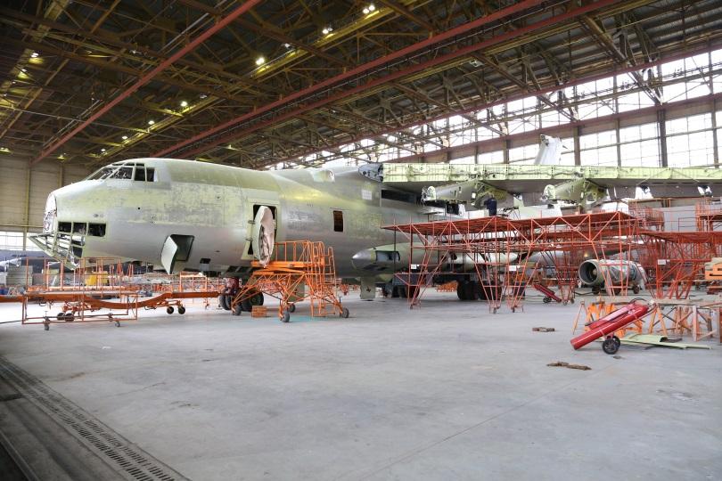 В Подмосковье восстановят семь военно-транспортных «Илов» на экспорт