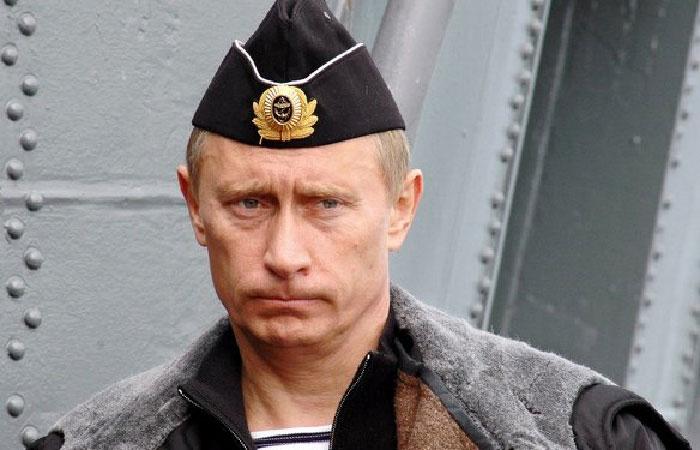 Владимир Путин президент России.