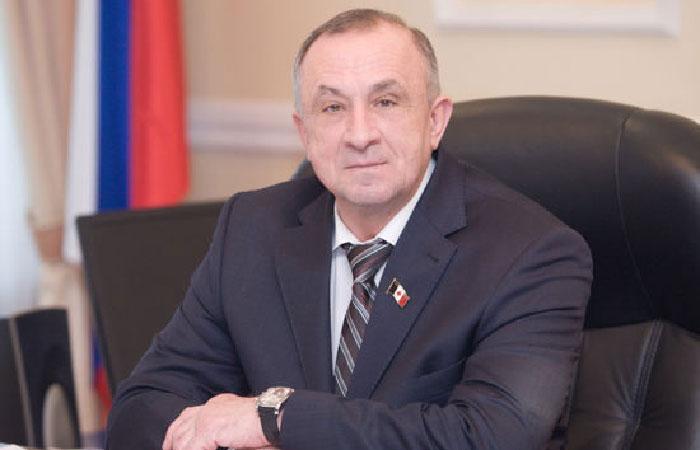 Александр Соловьев - глава Удмуртии.