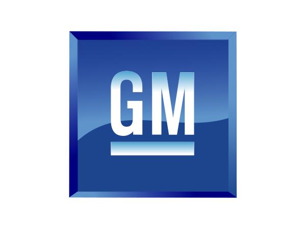 Логотип корпорации General Motors.