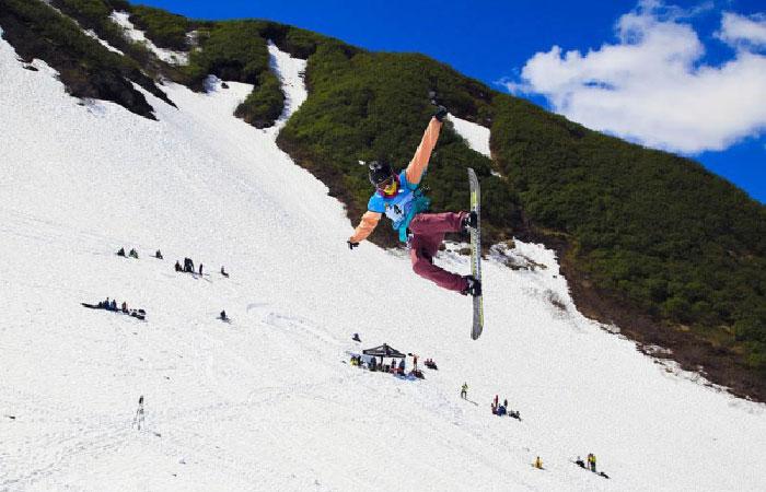 Сборная России примет участие в чемпионате ДФО по сноуборду на Камчатке