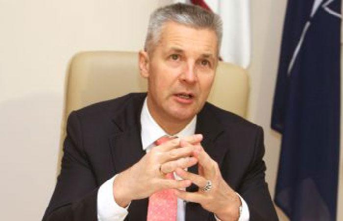 Евродепутат от Латвии: санкции отменим, когда Россия отдаст Крым