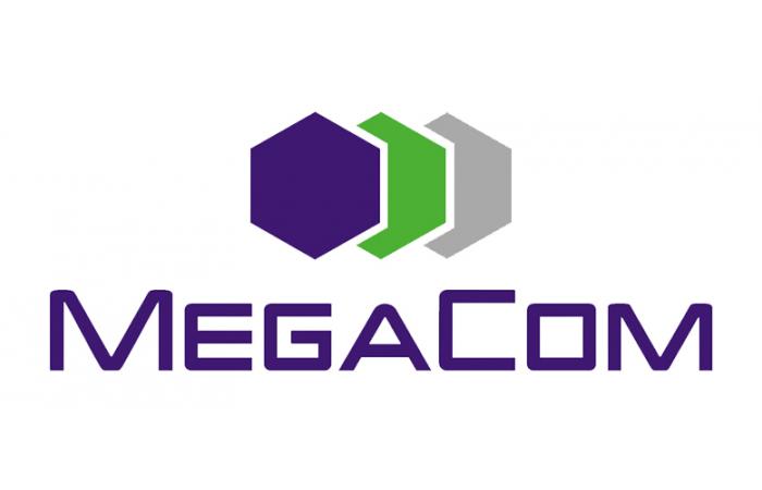 Логотип киргизского мобильного оператора «MegaСom».