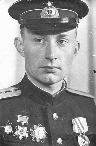 Генерал Пётр Моргунов. Фото: crimea.com.
