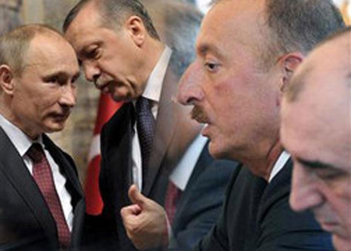 Почему Запад атакует Эрдогана и Алиева?