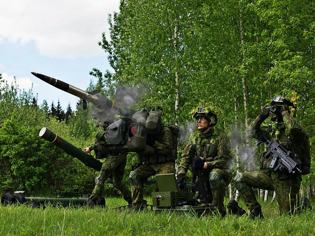 Литва получила современные ракетные комплексы IV поколения