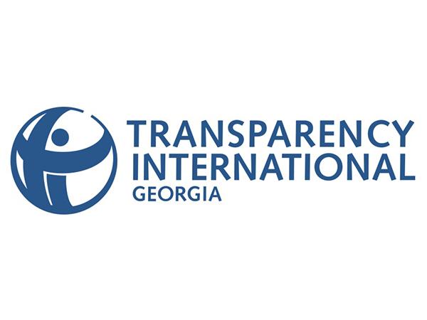 Эмблема Transparency International Georgia.