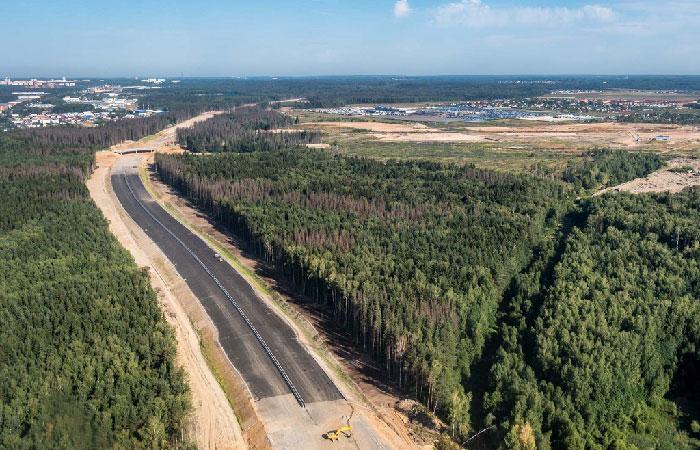 Строительство высокоскоростной автомагистрали Москва-Санкт-Петербург (М-11)
