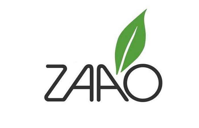 Логотип фирмы ZAAO.