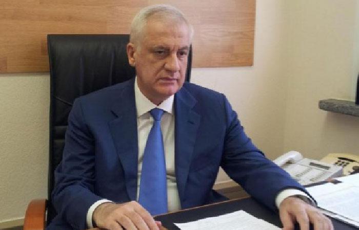 Тамерлан Агузаров -  депутат Госдумы.