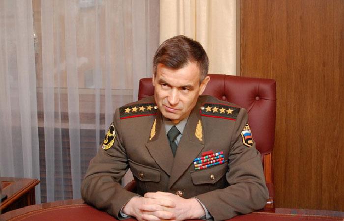 Рашид Нургалиев - заместитель секретаря Совета безопасности РФ.