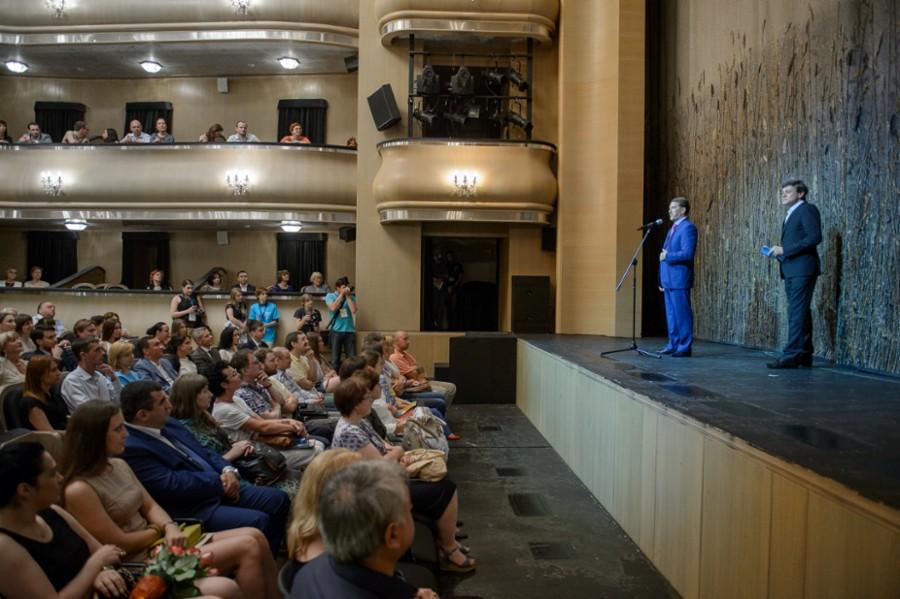 В Воронеже торжественно открылся международный Платоновский фестиваль