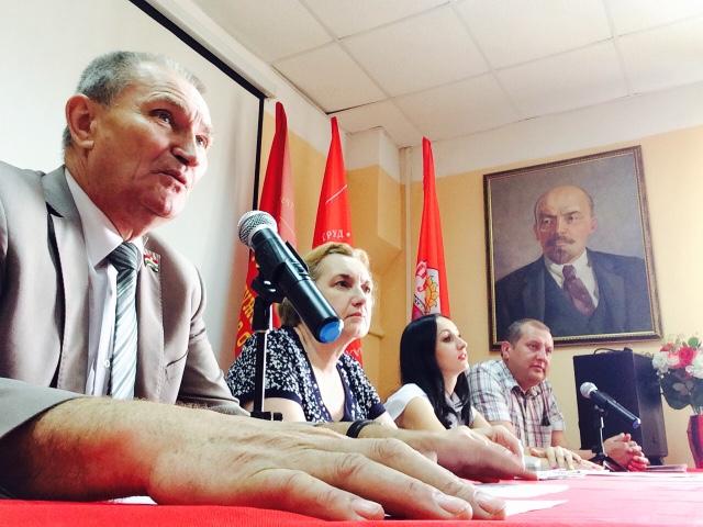 В Калужской области создается  движение «За правду и справедливость»