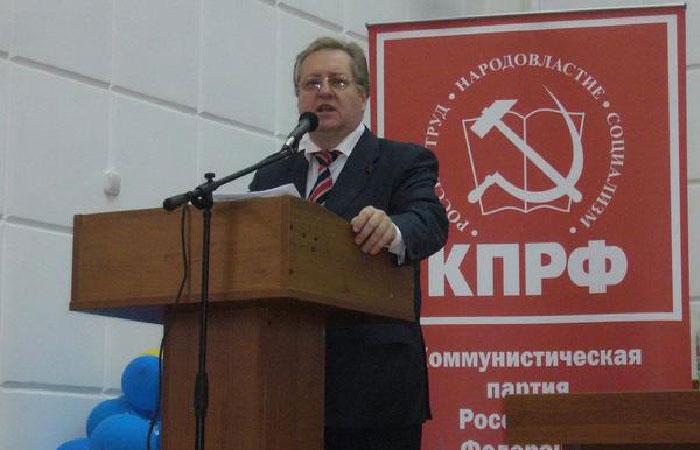 Закон цинично досрочно прекращает полномочия Госдумы— КПРФ