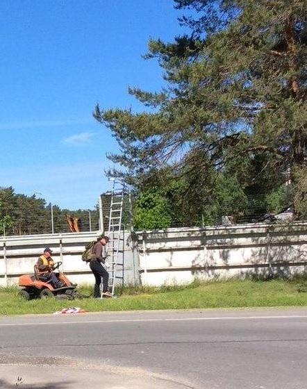 На «другороссов», проникших на латвийскую военную базу, завели дела