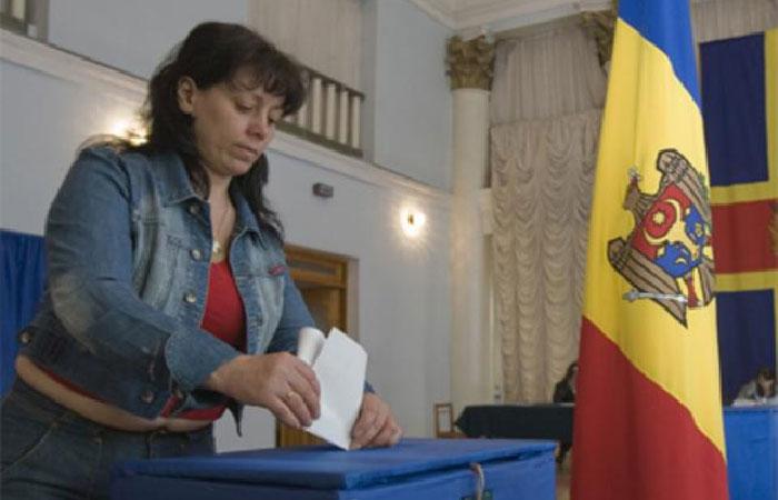 Всеобщие местные выборы в Молдавии.