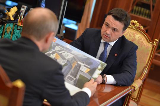 Губернатор Подмосковья пока не справляется с проблемами ДТП и онкологии