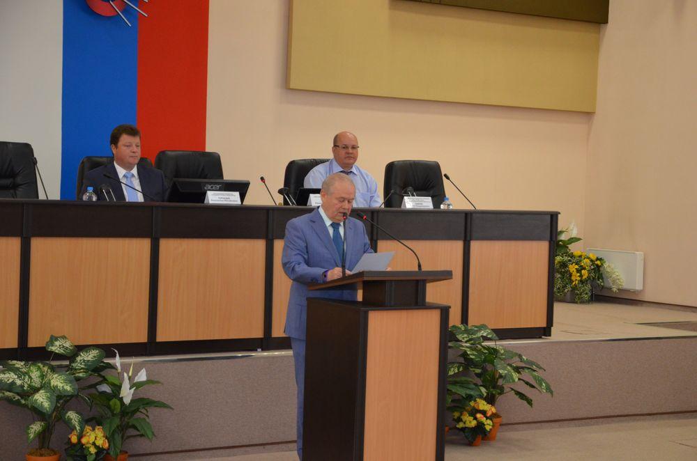 Калужские депутаты назначили дату выборов в городскую думу