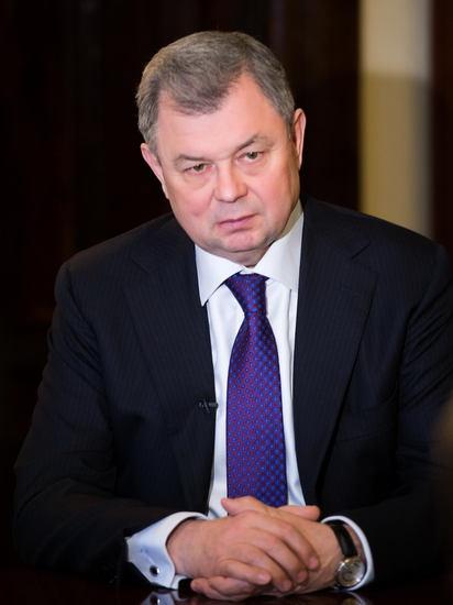 Анатолий Артамонов выдвинут кандидатом в губернаторы Калужcкой области