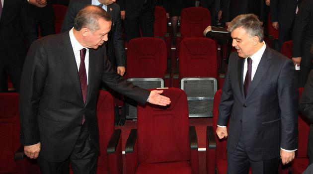 Реджеп Тайип Эрдоган и Абдуллах Гюль. Фото: mk-turkey.ru