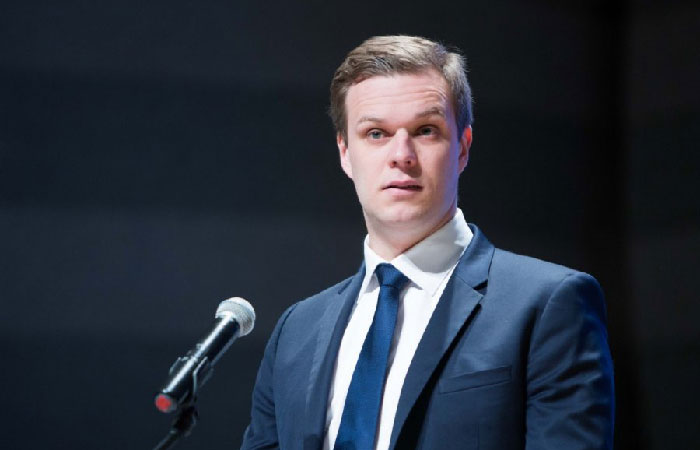 Габриэлюс Ландсбергис —  литовский европарламентарий  внук Витаутаса Ландсбергиса — лидера движения за независимость Литвы «Саюдис»