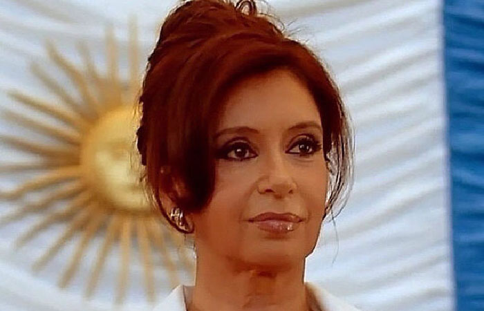 Кристина Киршнер — президент Аргентины