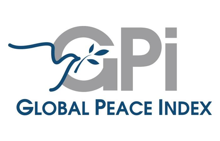 Логотип Global Peace Index.