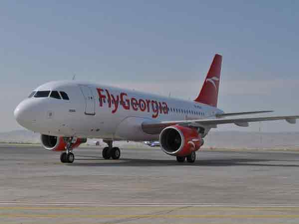Перевозки пассажиров на маршруте Тбилиси-Москва выросли на 65%