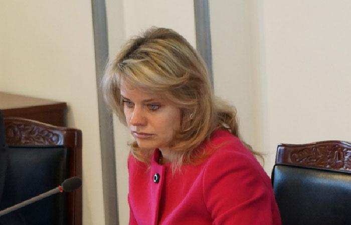 Ирина Пеньевская - министр экономического развития, инвестиционной политики и инноваций Магаданской области.