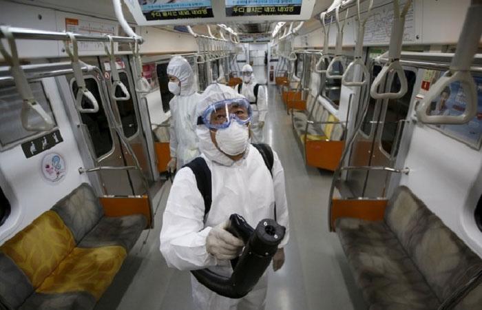 В Республике Корея продолжается распространение опасного коронавируса MERS.