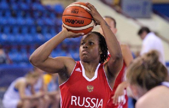 Эпифанни Принс - спортсменка сборная России.