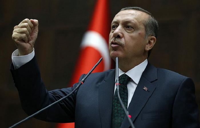 Реджеп Тайип Эрдоган - президент Турции.