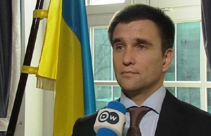 Украина впервые официально обвинила Россию в «оккупации Донбасса»
