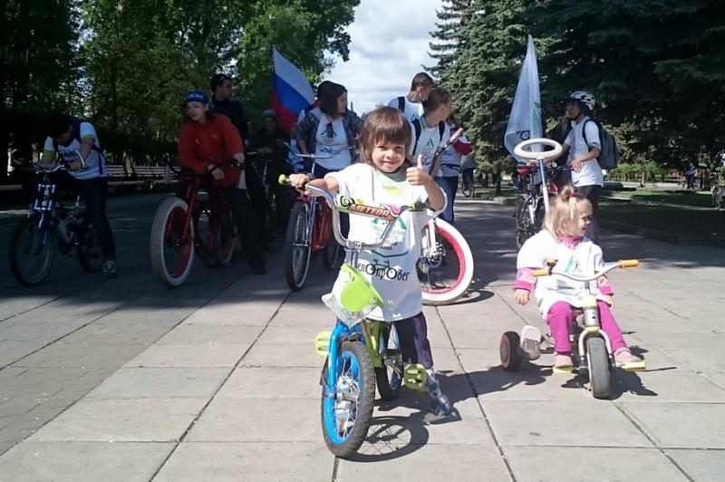 Абаканцы попросили у главы города велодорожки. Фото 19.mvd.ru