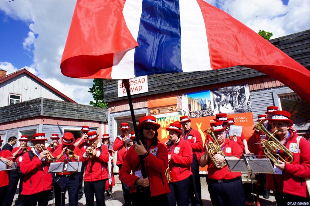 Норвежский Берген принял эстафету и проведёт 36-е Международные Ганзейские дни Нового времени в июне 2016 года
