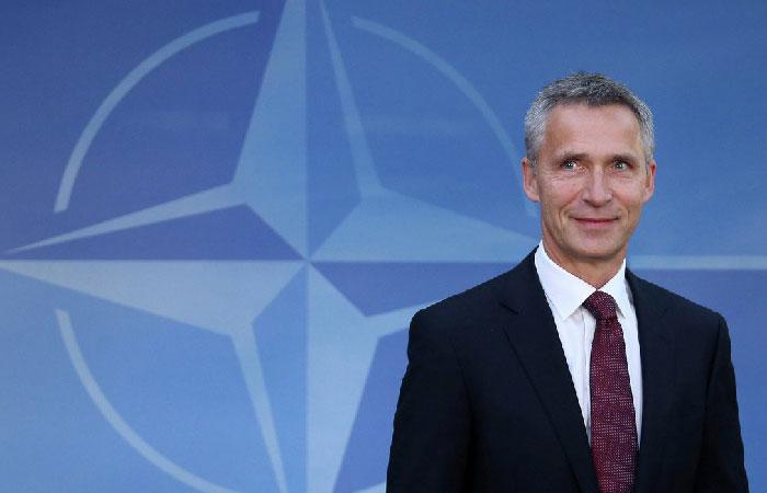 Йенс Столтенберг - генеральный секретарь НАТО.