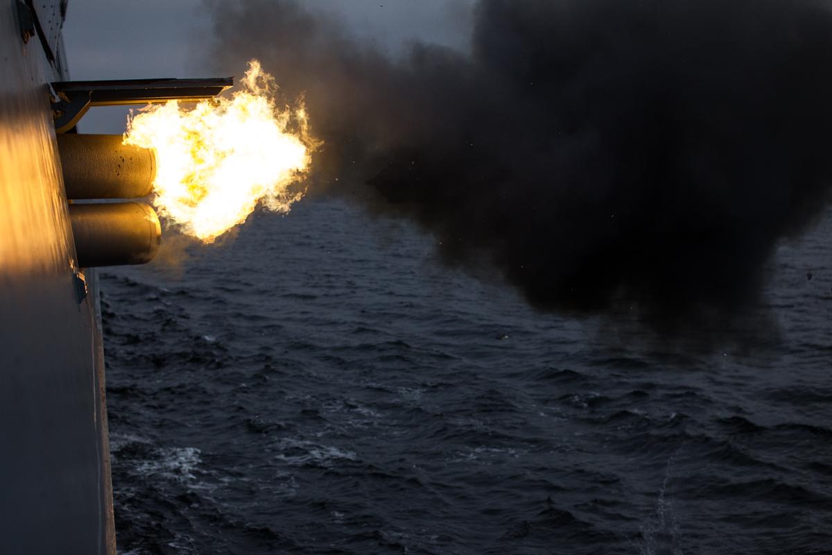 ВМФ России нейтрализовал на Балтике самую бесшумную субмарину в мире