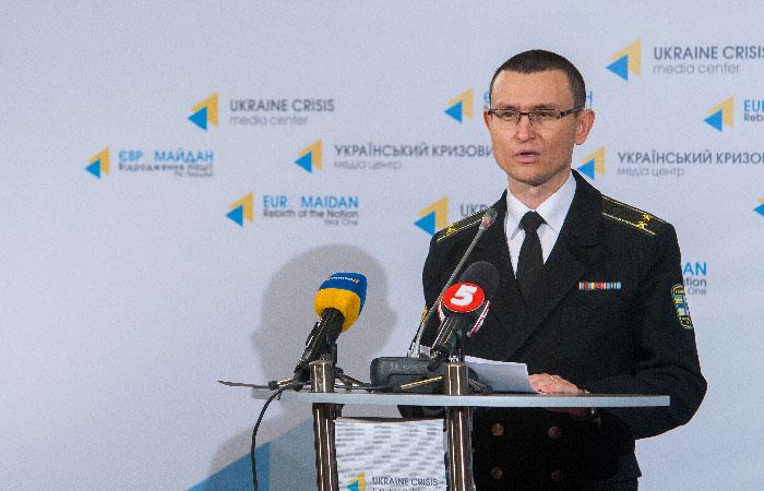 В Генштабе Украины не видят опасности российского вторжения