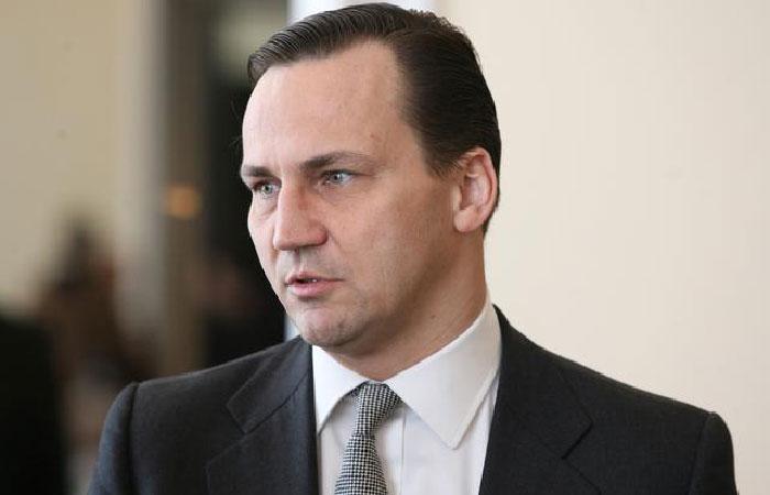 Радослав Сикорский - Бывший спикер сейма Польши.