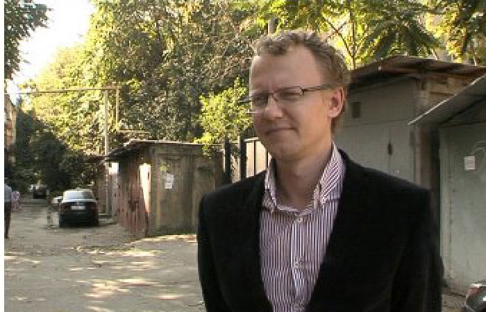 Евгений Горлов - вице-мэр города Сочи.