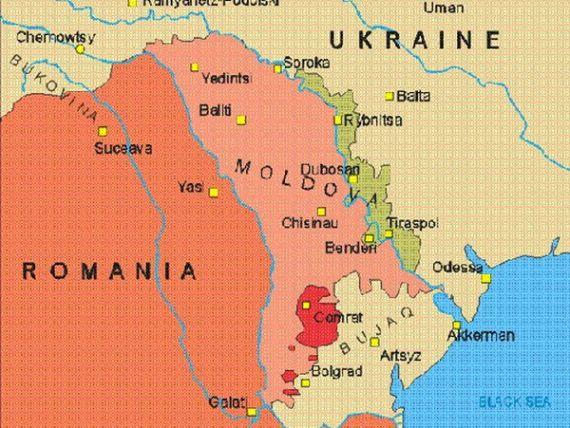 Одесса и Приднестровье: на границе тучи ходят хмуро