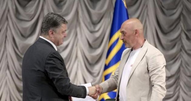 Порошенко признал: «Власть» нанесла колоссальные убытки Луганску