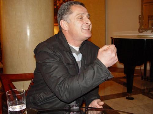 Депутат парламента Грузии от фракции «Грузинская мечта» Сосо Джачвлиани.