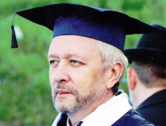 Профессор Юрий Чернышов. Фото из личного архива автора