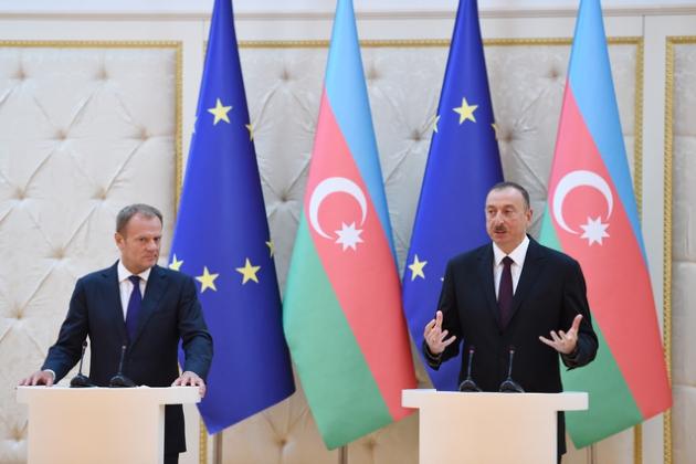 Алиев: Саргсян— последний человек, который должен говорить о демократии