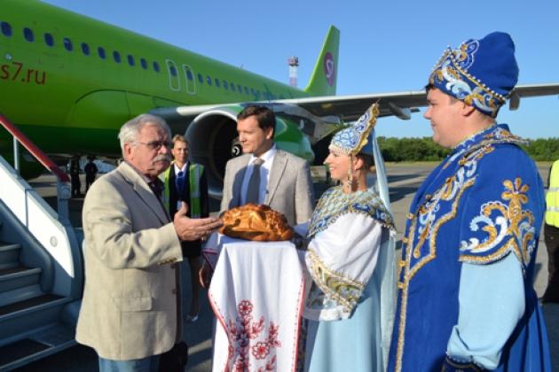 Гости прибывают на Шукшинский кинофестиваль