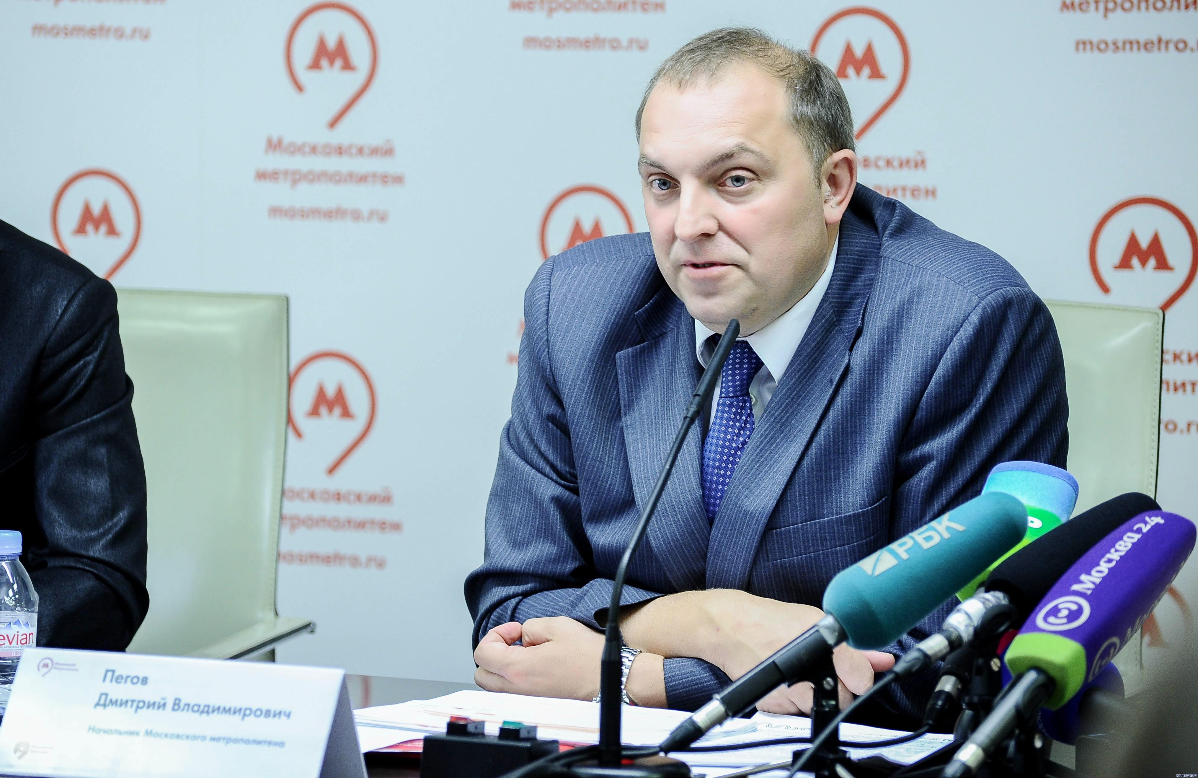 Дмитрий Пего.