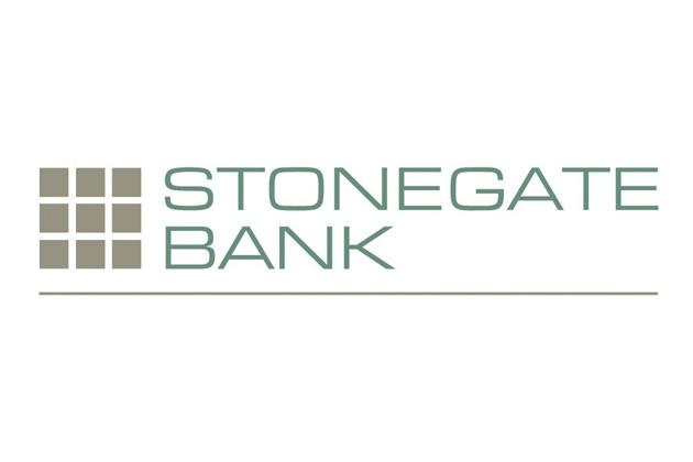 Логотип банка Stonegate.