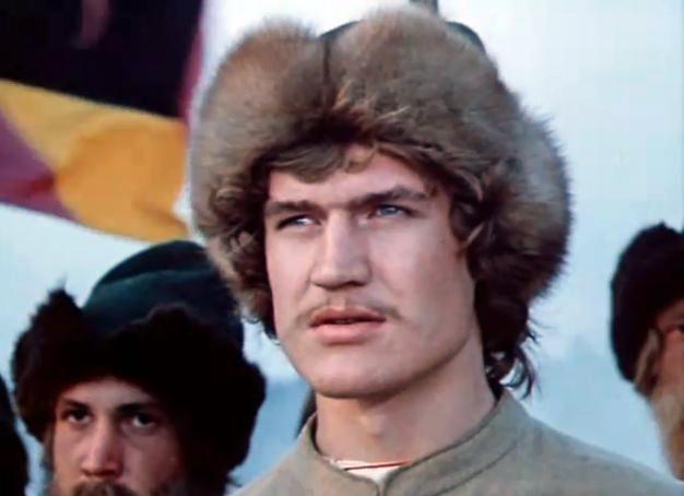 Кадр из фильма «Россия молодая» (реж. И. Гурин, 1981-1982)
